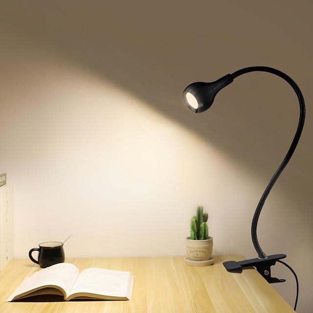 デスクランプ LED シンプル / 現代コンテンポラリー USBパワード 用途 研究室 / オフィス / オフィス メタル DC 5V