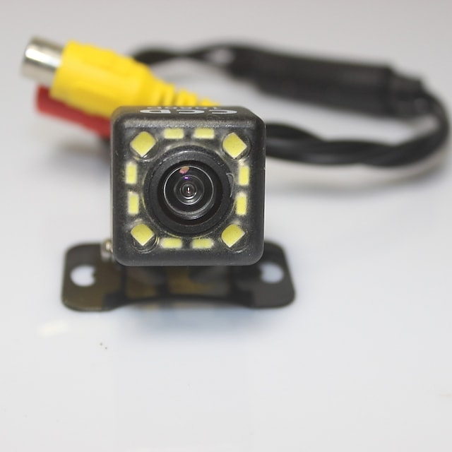 1080p CCD Rear View Camera Waterproof / Night Vision for Car