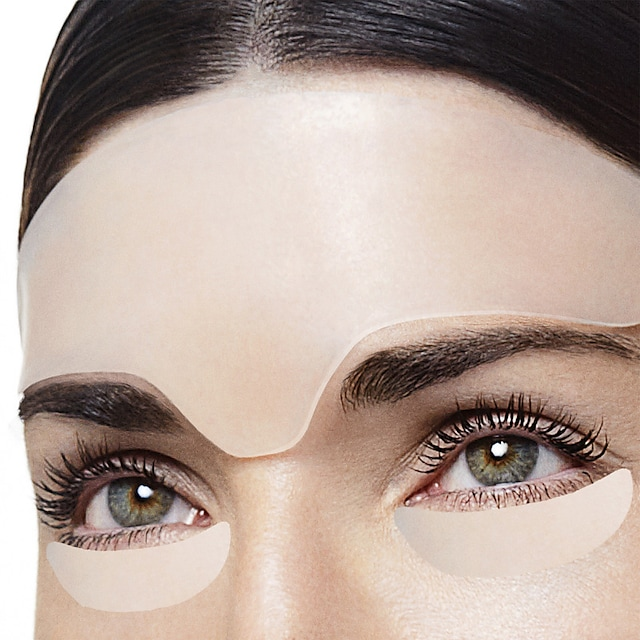Silicone Forehead Stickers Patch Anti-Wrinkle Forehead Frown Lines Removal Face Repairing Anti-aging Forehead
