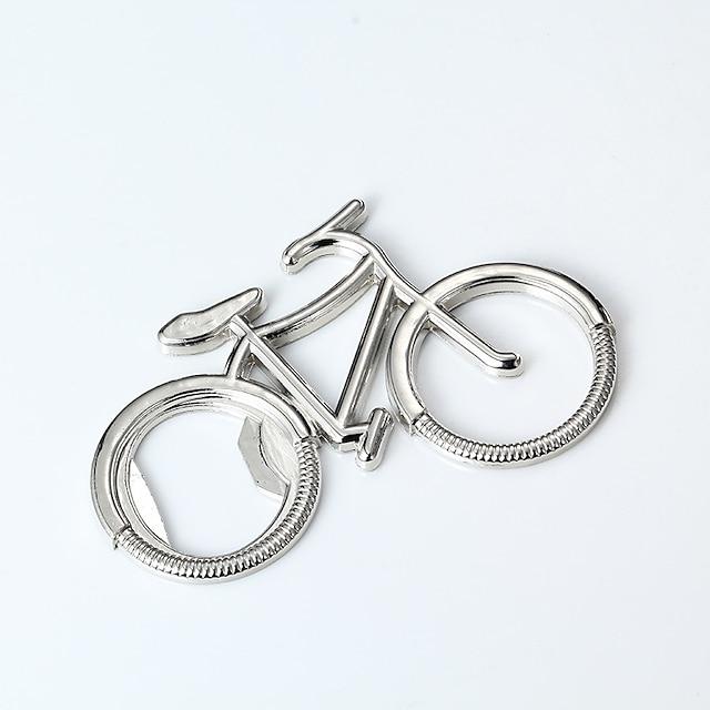 พวงกุญแจ จักรยาน ไม่เป็นทางการ แหวนแฟชั่น เครื่องประดับ สีเงิน สำหรับ ทุกวัน