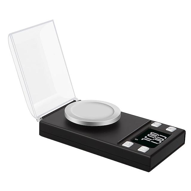 CX-118 Scala di gioielli digitale 100g/0.001g Alta definizione Portatile Display LCD Per la scuola o l'ufficio Vita domestica Cucina ogni giorno