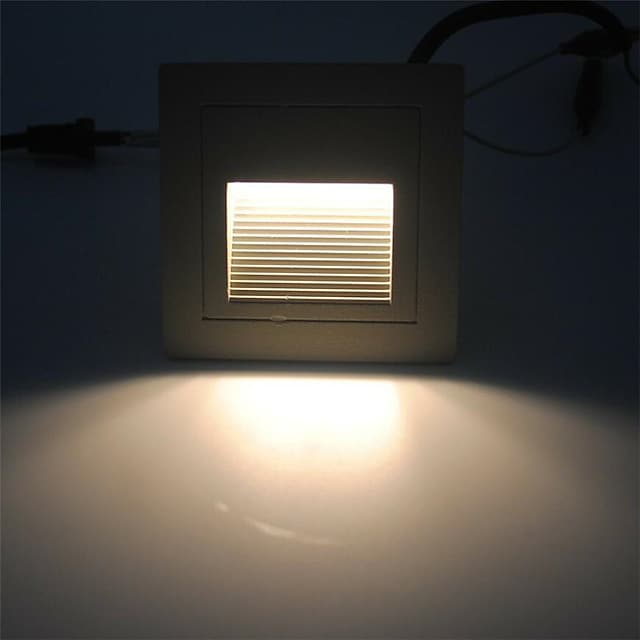 Outdoor 2W LED Floodlight Waterproof Warm White White 85-265 V Outdoor Lighting Swimming Pool Courtyard Outdoor Activity 1 LED Beads