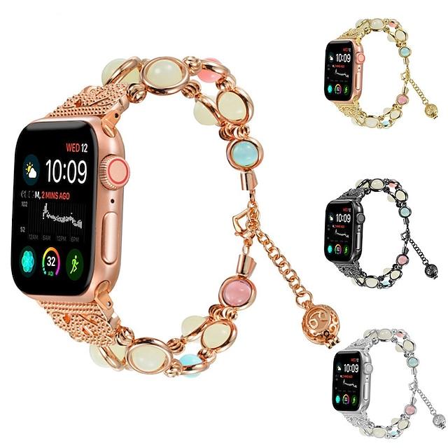 Watch Band for Apple Watch Series 5/4/3/2/1 Apple Jewelry Design Ceramic Wrist Strap