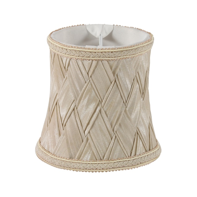 Lampshade Ambient Lamps Decorative Artistic Modern Contemporary For Shops Cafes Front door Fabric Grey