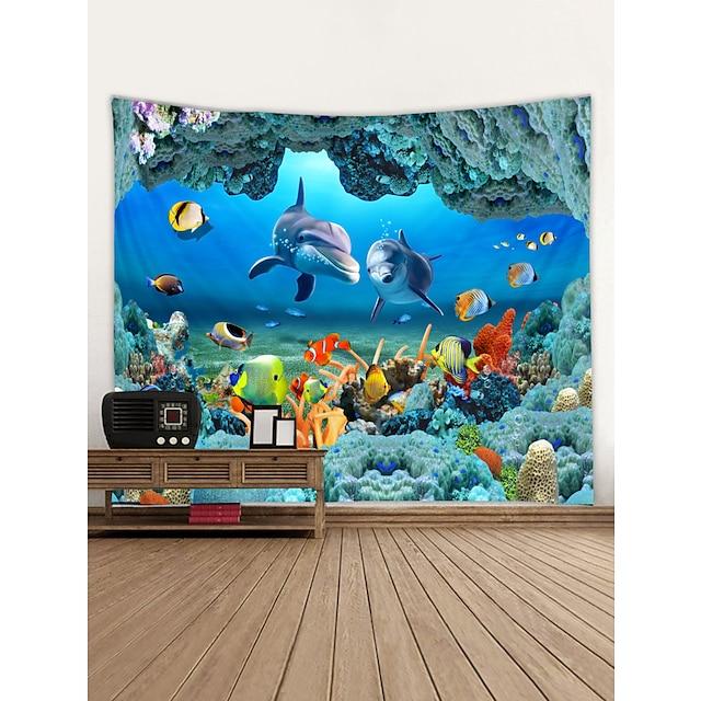 클래식 테마 벽 장식 100% 폴리에스테르 클래식 벽 예술, 벽 태피스트리 장식