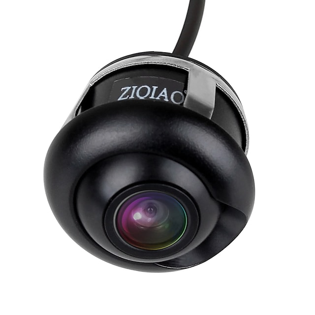 ZIQIAO Full HD 360 Degree Car Rear View Front View Side Reversing Backup Camera