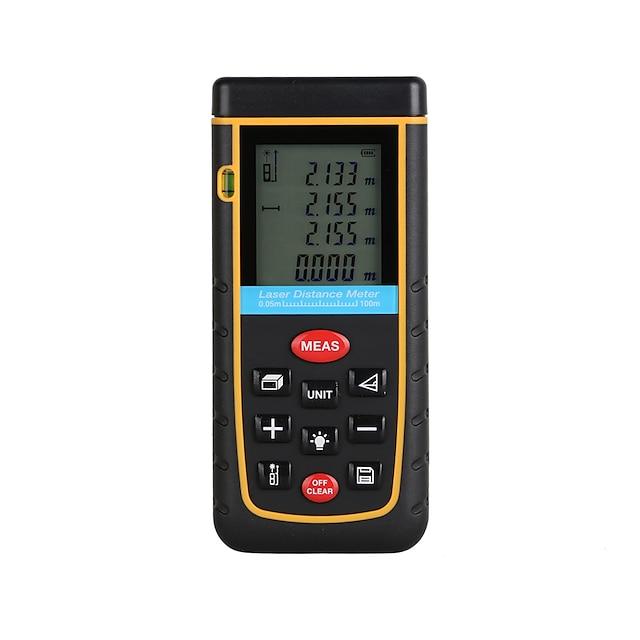 LITBest RZ-A40 60 80 100 Télémètre laser 40 60 80 100 Conception portable pour la mesure technique