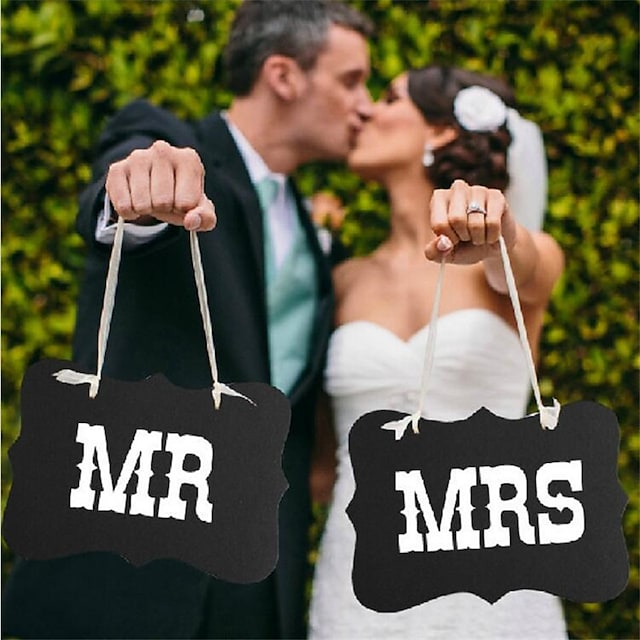 Photo Booth Props & Signs Other Wedding Decorations Party / Festival Wedding All Seasons