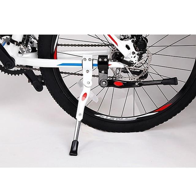 Béquille de Vélo Antidérapant Portable Trousse de réparation Ajustable / Réglable Durable Pour Vélo de Route Cyclisme Métal Blanche Noir 1 pcs