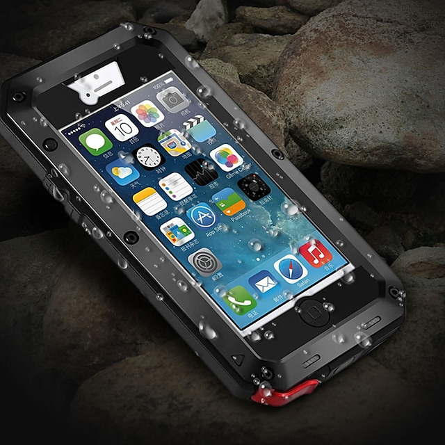 telefono Custodia Per Apple Integrale iPhone 12 Pro Max 11 Pro Max iPhone X iPhone 8 Plus iPhone 8 iPhone 7 Plus iPhone 7 iPhone 6s Plus iPhone 6s iPhone 6 Plus iPhone 6 Resistente agli urti A prova