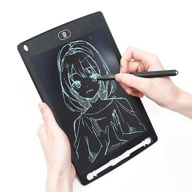 Elektronische Grafiktablette des lcd-Schreibtabletts für das Zeichnen mit digitaler Tablette des Stiftkunst-lcd-Reißbrettes zum Zeichenblock