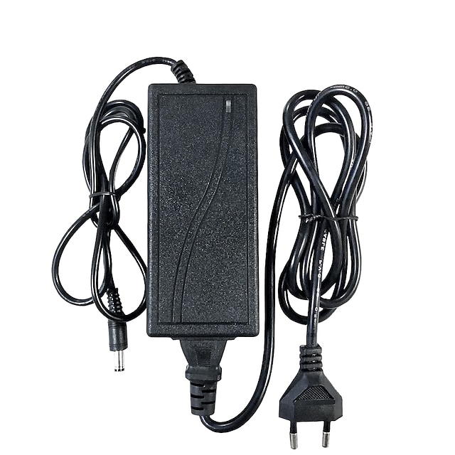 12V DC 5A Universal Power Adapter Supply Charger Adapter EU US For LED Light Strips