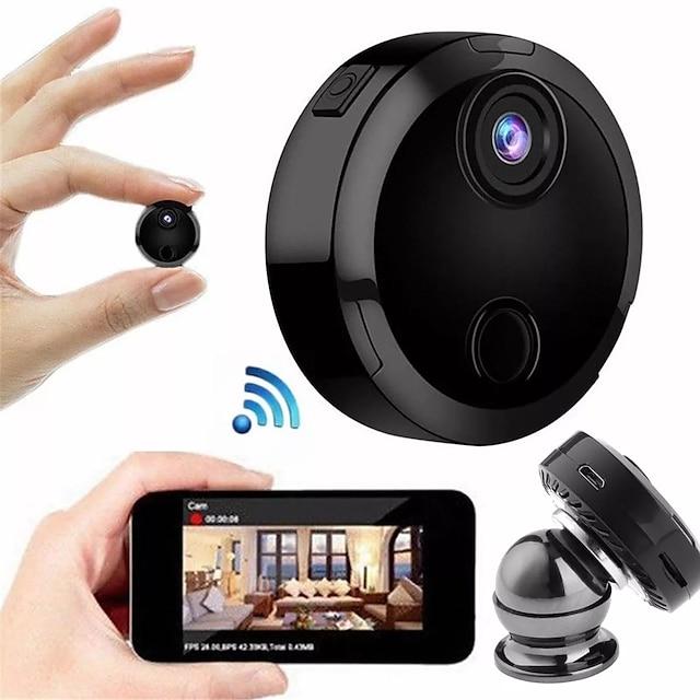 hdq15 1080p hd wifi ip kamera bezprzewodowa ukryty bezpieczeństwo w domu dvr noktowizor wykrywanie ruchu mini kamera wideo pętla rejestrator wideo