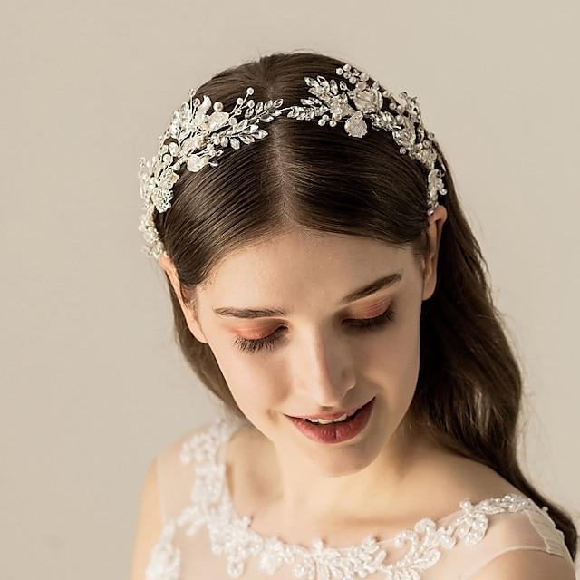 Alloy Headpiece with Rhinestone 1 PC Wedding Headpiece