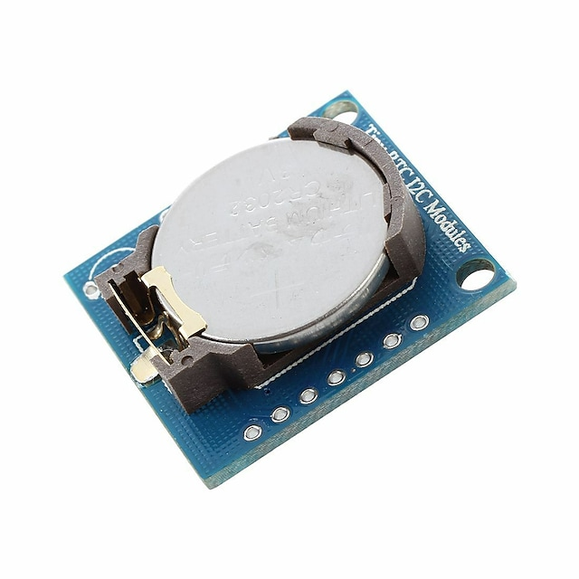 I2C RTC DS1307 AT24C32 Real Clock Module for Arduino AVR PIC 51 ARM FP