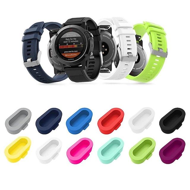 Custodia con banda Per Garmin Garmin Quatix 5 / Garmin Quatix 5 Sapphire / Vivoactive 3 Silicone Proteggi Schermo Custodia per Smartwatch  Compatibilità