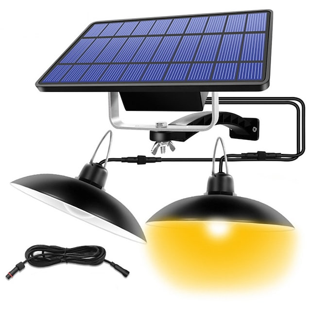Solar Light Bulb One Drag Two Solar Outdoor Lights Garden Light Solar Split Bulb Split Solar Light Bulb