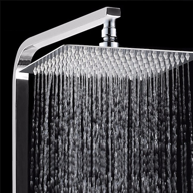 Classic Rain Shower Electroplated Feature - Shower, Shower Head
