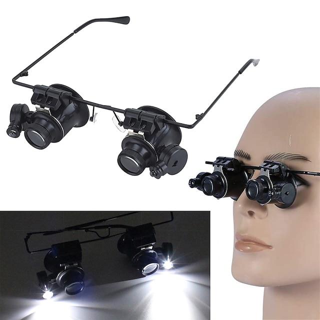 הבחנה גבוהה  (HD) LED מזג אוויר עמיד חסין ערפל גנרית זויית רחבה אוזניות 20 X 25 mm פלסטי מתכת אלומיניום