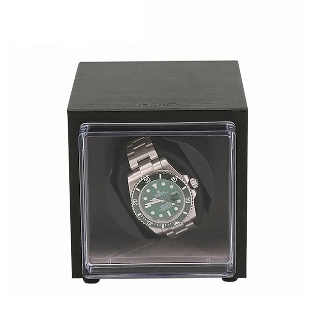 Titta på displayen Klockuppdragare Uruppdragare Läder 12 cm 11.5 cm
