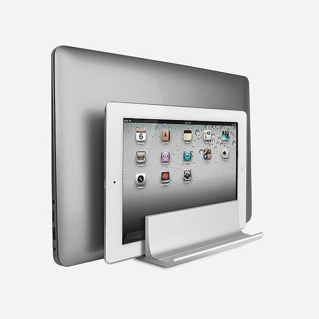 vertikální stojan na notebook s držákem stolního stojanu s nastavitelnou dokovací stanicí (až 17,3 palce)