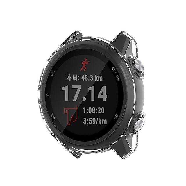 Custodie Per Garmin Garmin Forerunner245 TPU Proteggi Schermo Custodia per Smartwatch  Compatibilità