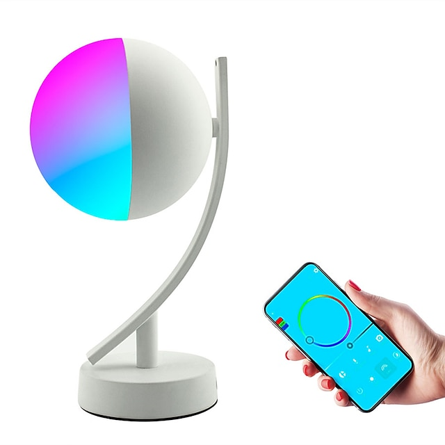 Table Lamp Multi-shade / Decorative / Smart Home Modern Contemporary LED power supply For Bedroom / Study Room / Office 85-265V