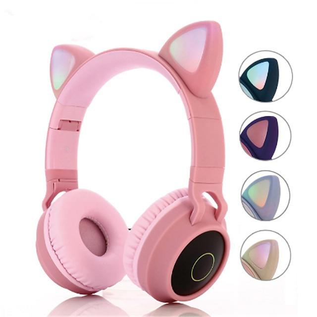LITBest BT-028C Öronhörna hörlurar Trådlös Stereo Dubbla drivrutiner mikrofon för Apple Samsung Huawei Xiaomi MI Barnens hörlurar