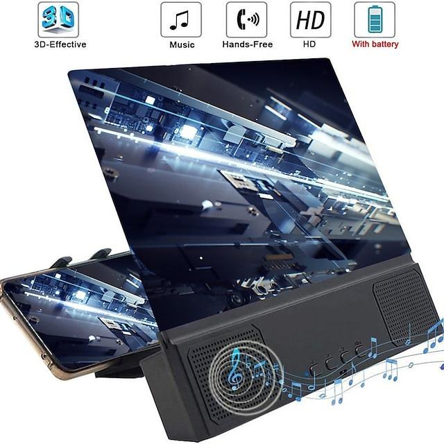 휴대폰 홀더 스탠드 마운트 침대 데스크 핸드폰 전화 데스크 스탠드 조절가능 뉴 디자인 화면 돋보기 ABS 퓨대폰 악세사리 iPhone 12 11 Pro Xs Xs Max Xr X 8 삼성 Glaxy S21 S20 Note20