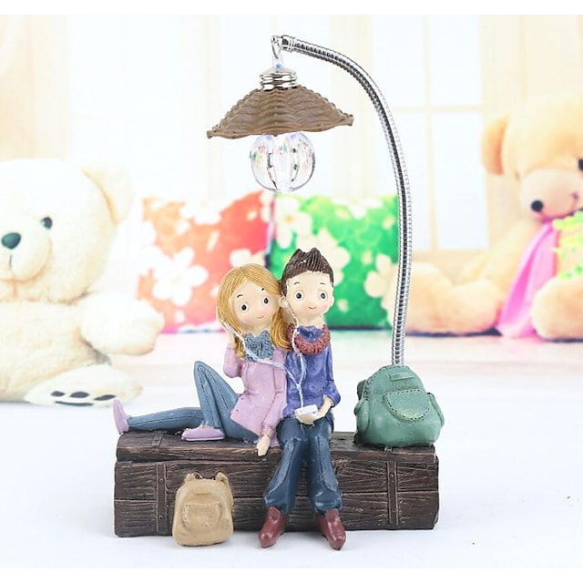 Gifts Decorative Objects Home Decorations, Resin Simple Style for Home Decoration Gifts 1pc  13.5*4*23cm