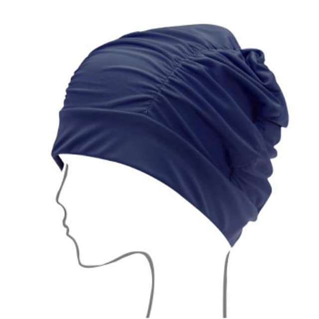 Bonnets de Bain pour Adultes Polyester / Polyamide Doux Extensible Natation Surf