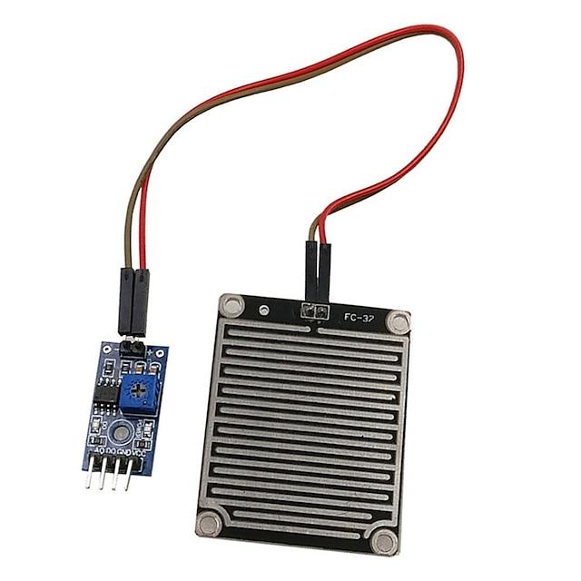 regn regndråber sne sensor modul detektor 3.3v-5v