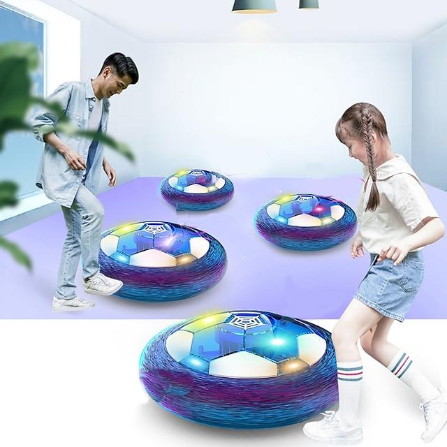 hover piłka nożna roślin doprowadziły światła plastikowe dorosłych mężczyzn i kobiet chłopców i dziewcząt zabawki prezent!