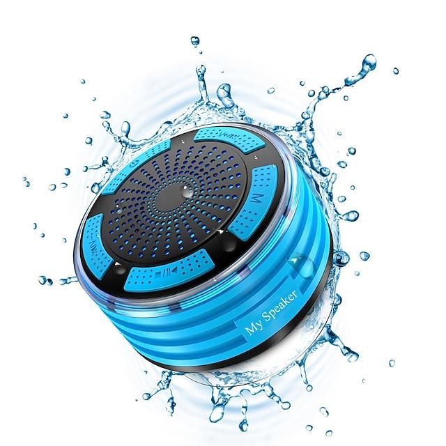 F011 سماعات بلوتوث ضد الماء الخارج صغير المتحدث من أجل PC كمبيوتر محمول الهاتف المحمول