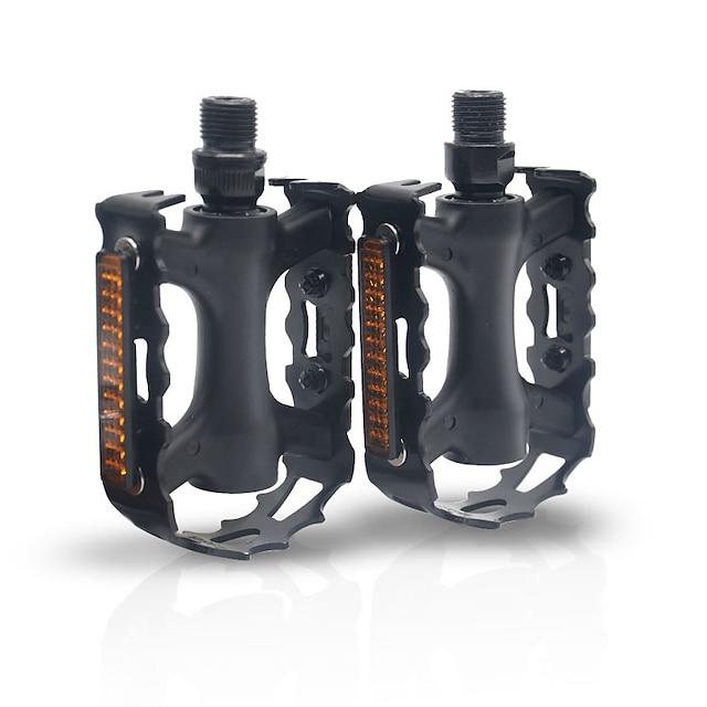 mi. xim Polkimet Turvallisuus Mukava Urheilu 2 Kuulalaakeri Alumiiniseos Cr-Mo varten Pyöräily Maantiepyörä Maastopyörä BMX Musta