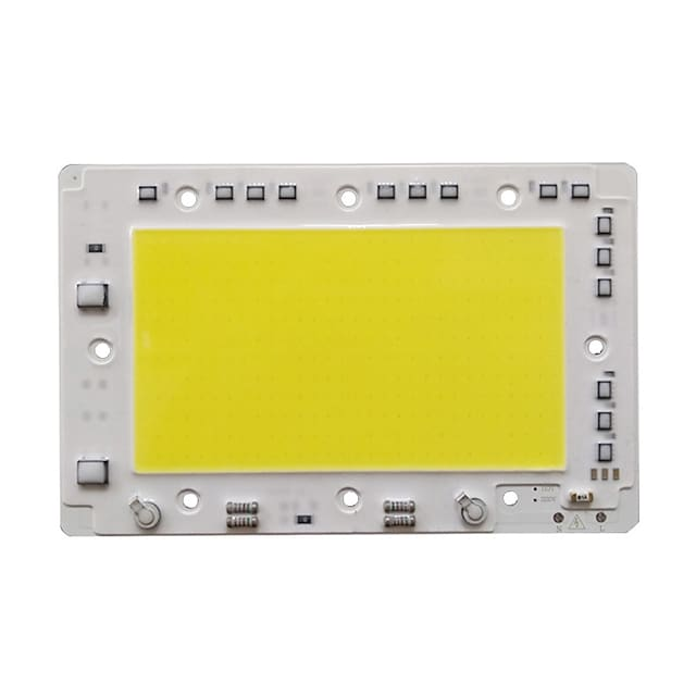 Led cob chip led licht 110 v 220 v 150 w warm wit wit smart ic geen driver nodig smd licht kralen voor schijnwerper spotlight buitenlamp diy verlichting 1 st