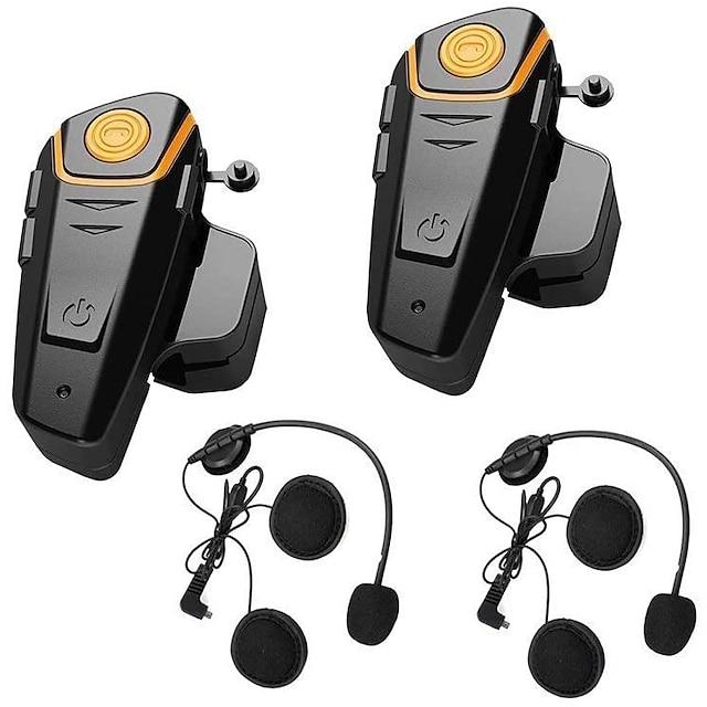 3.0 Casques Bluetooth Radio FM Moto
