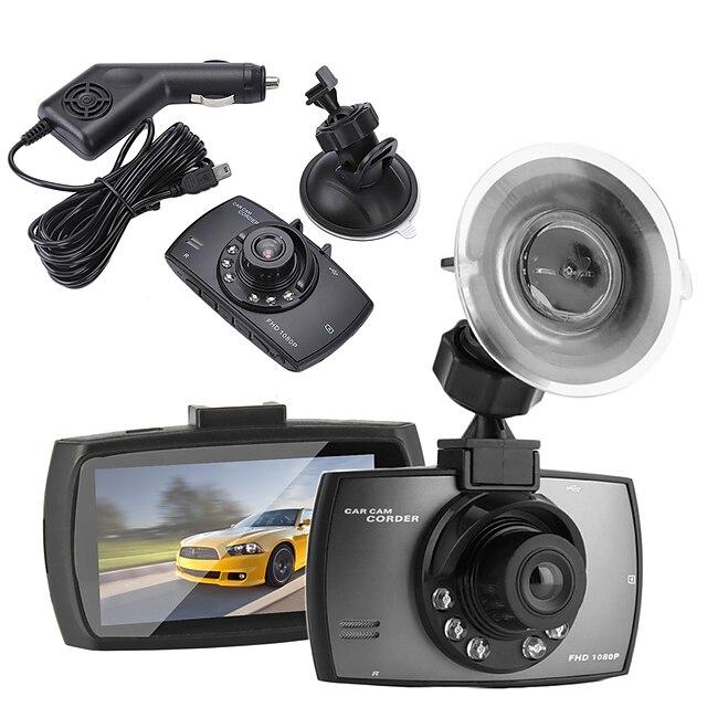 mini caméra de tableau de bord Full HD 1080p - caméscope portable pour caméra vidéo numérique pour voitures camionnettes - enregistreur vocal grand angle rechargeable à détection de mouvement -