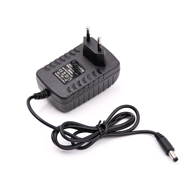 1 pc DC12V EU Power Adapter