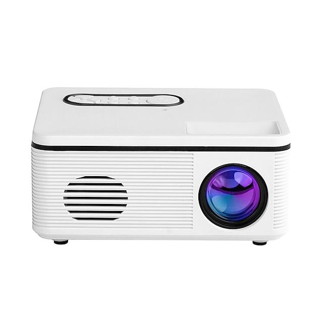 Proiector mini s361 hd mini proiector led android wifi proiector video home cinema 3d proiector de jocuri de film hdmi