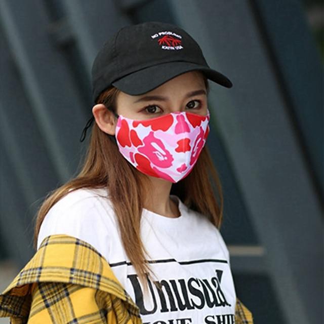 belle polaire anti-poussière hiver masque de gaze adultes thermique des masques de protection respiratoire de santé avec protection