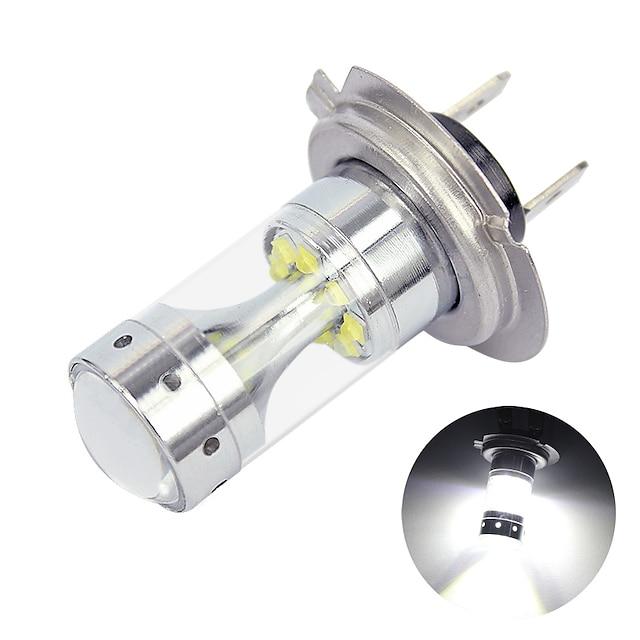 otolampara 1pcs 60w faro led per auto h7 installazione plug and play speciale per 2000-2010 anno mazda mx-5 / bmw 3series / x3 / volkswagen golf / polo / mercedes-benz a b classe c lampadina a led h7