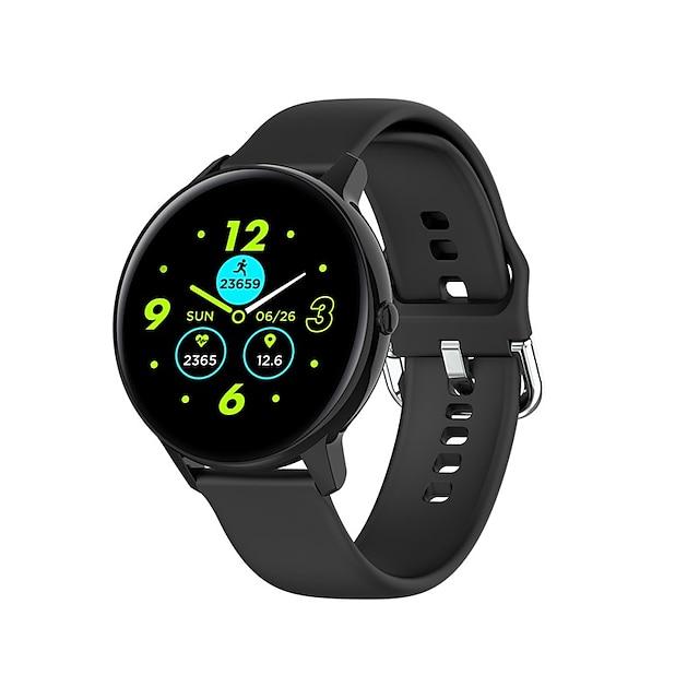 W68 Uniseks Kids 'Watches Bluetooth Hartslagmeter Bloeddrukmeting Verbrande calorieën Thermometer Gezondheidszorg Stappenteller Gespreksherinnering Slaaptracker Sedentaire herinnering Zoek mijn