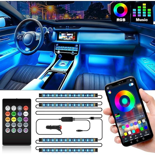 Car LED Strobe / Flashing Light Bulbs 0.5 W 48 For universal All Models All years 1pcs