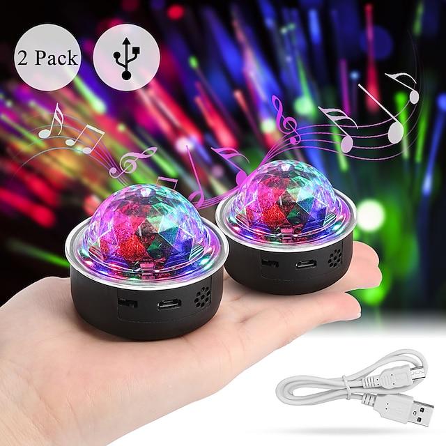 Lampe Projecteur Etoile Galaxie A1 Mode activé par la voix Projecteur LED rotatif Couleurs dimmables Soirée Mariage Cadeau Plusieurs Couleurs
