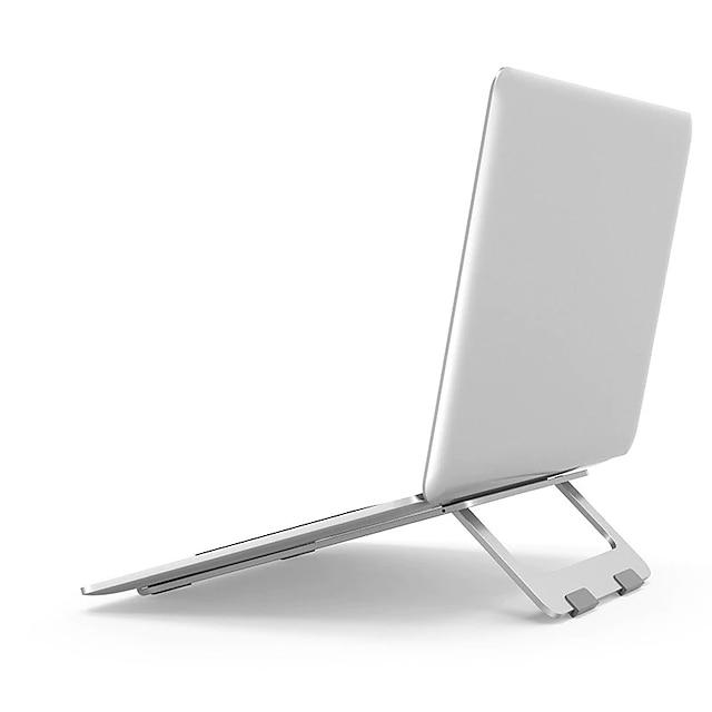 skládací stojánek na notebook macbook pro hliník nastavitelný stolní držák tabletu stolní stojan na mobilní telefon pro notebook ipad2020air