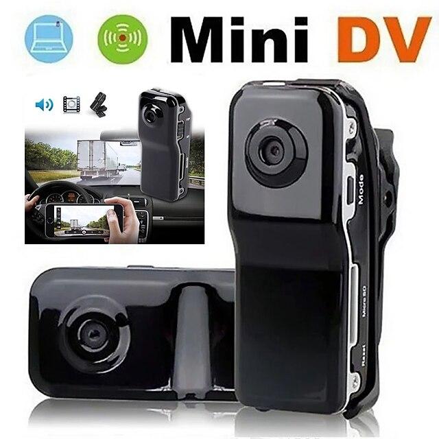 MD80 Mini Camera Wifi Support Net-Camera Mini DV Record Camcorder 720P Sence Car DVR Smart Home Security Support Hidden TF Card0