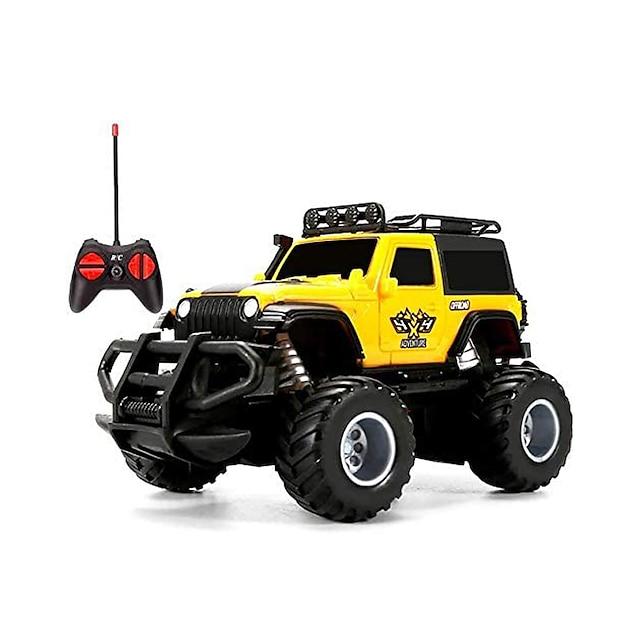 rcカーバギー(オフロード)/モンスタートラックタイタンフット/レーシングカー1:43充電式/リモコン/ rc
