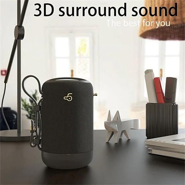 BD03 Portable Tws Bluetooth 5.0 Speakers Wireless Loudspeaker Soundbar Sound Stereo Outdoor Boombox waterproof