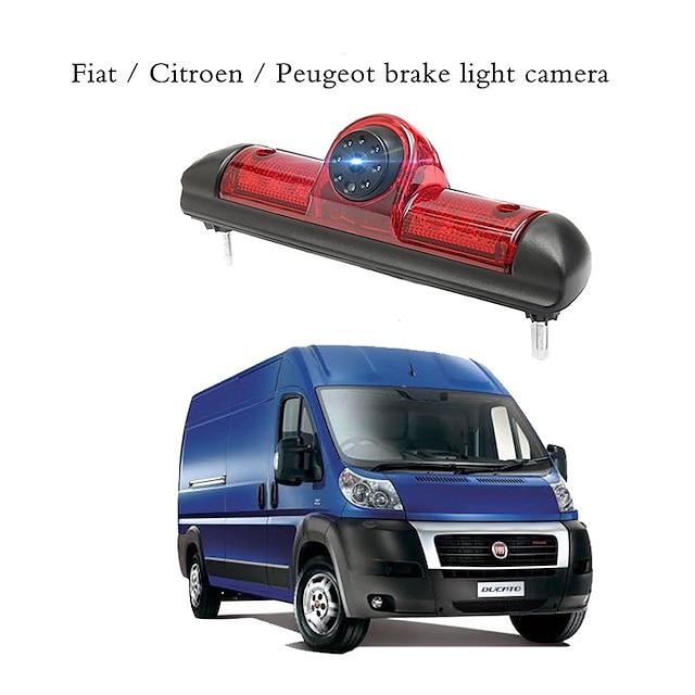 Applicable to Fiat Ducato Citroen jumper Peugeot brake light camera reverse image brake light